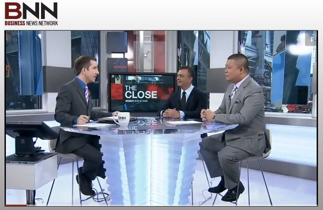Silu Modi and Stan Wong on BNN - May 3, 2013